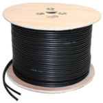 COMMERCIAL COAXIAL + 0.65 POWER - 300M CABLE