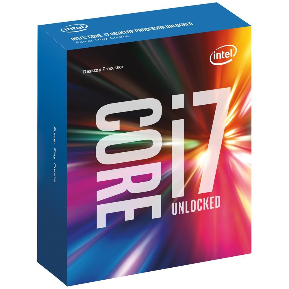 INTEL CORE I7-6700K 4.00GHZ LGA1151 - NO FAN