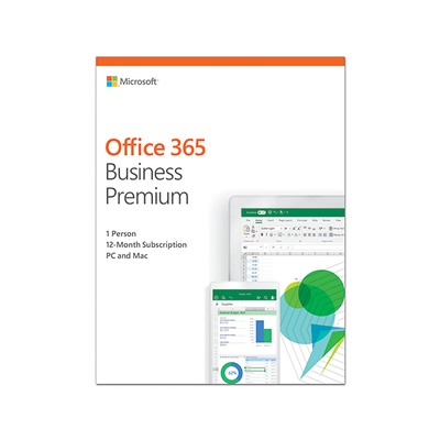 O365 BUS PREM RETAIL MAC/WIN ENGLISH